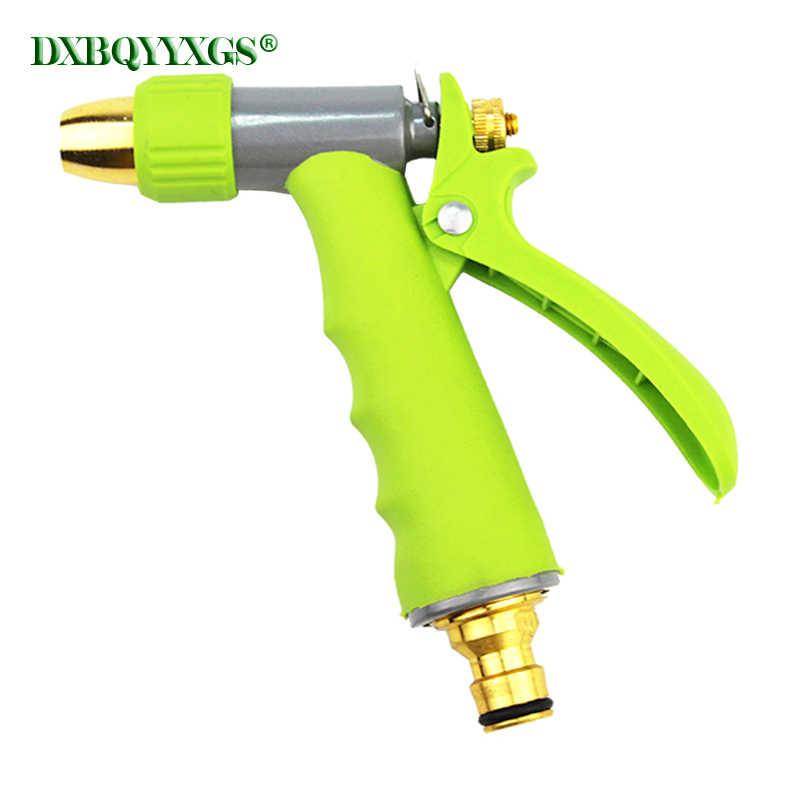 Meerdere stijlen Waterpistool Collection irrigatie slang nozzle Auto reinigen spuitpistool Verstelbare Tuin Watering bloemen waterpistool