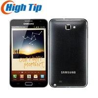 Original samsung Galaxy note n7000 i9220 de LA UE versión Dual Core 5.3 ''Android 8MP Wifi GPS de la Pantalla táctil del teléfono celular reformado