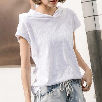 8c384c0c5 Vintage despojado camiseta Tops de verano carta 90 bebé Camiseta de algodón  nueva ropa de moda ...