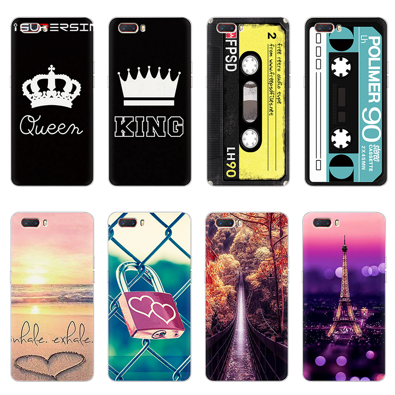 Silicone Cartoon Case for ZTE Nubia M2 Case 5.5 inch Ultra Thin Soft Accessories