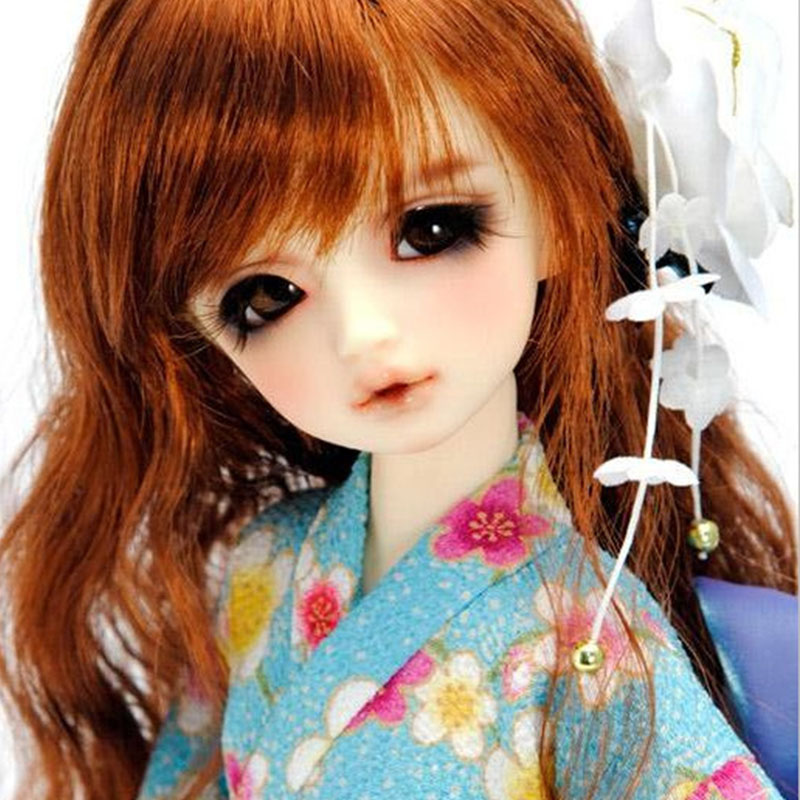 Volks MSD F20  bjd sd dolls 1/4 body model reborn girls boys eyes High Quality toys makeup shop resin Free eyes