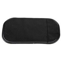 Carro Anti-Slip Pad Mat para o Telefone Móvel mp3 mp4 GPS Pad Para Audi A3 A4 A5 A6 Q3 Q5 Q7 Auto Decalque Acessórios Do Carro Styling