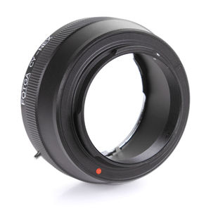 Image 4 - Contax Yashica CY 렌즈 용 FOTGA 어댑터 링 Sony E Mount NEX 3 5C 5N 5R 카메라