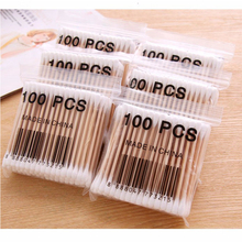 Children clean cotton swab   Clean nasal ear   Clean up the wound Disinfection clean Multi-functional cotton swab