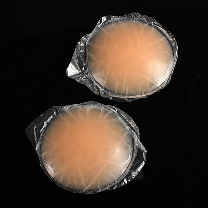 Women Silicone Nipple Cover Sutian Seamless Pasties Adhesive Stickers Invisible Intimates Hot Bra Accessories Breast Petals