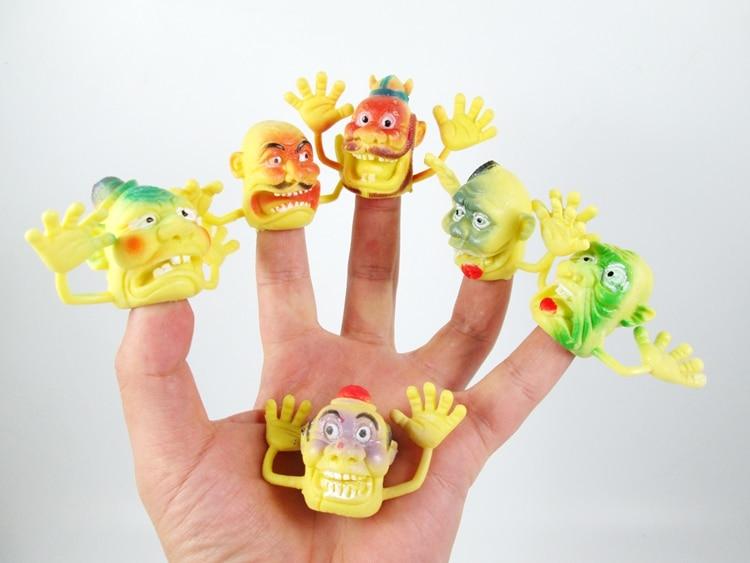 6 tipos de PVC novela de gran tamaño amarillo divertido viejo hombre - Figuritas de juguete - foto 1