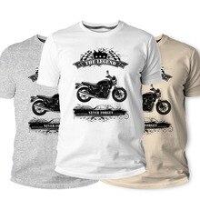 Clásicos Fans japoneses de la motocicleta Cb1100 Cb1000R Vintage coche clásico hombres 100% de algodón de manga corta o-cuello urbano camiseta Kpop camisetas