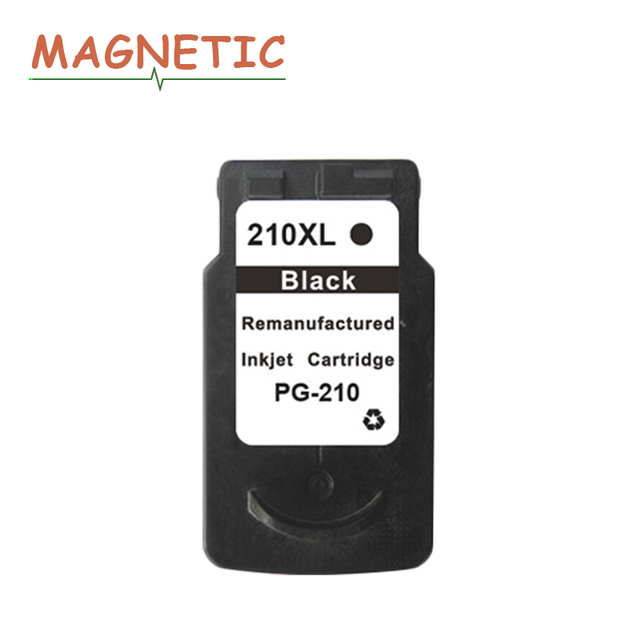 PG210 PG 210 XL Black Ink Cartridge For Canon Pixma IP2700