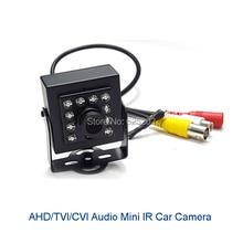 HD 1080P Vehicle Car/Taxi Security Mini IR Camera with Audio Mic