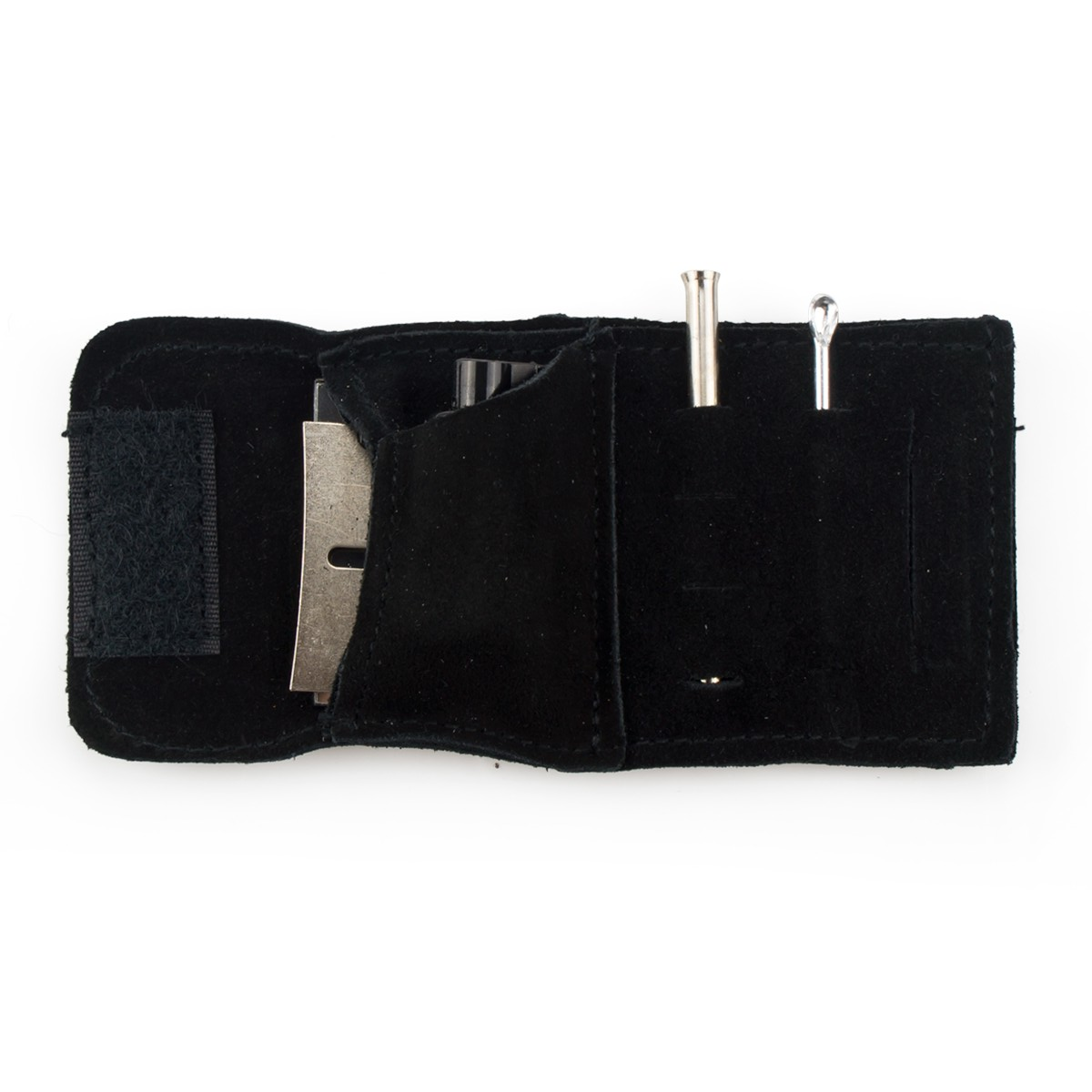 Formax420 13,5mm X 6,5mm Kleine Größe Wildleder Kit Schnupftabak kit Sniffer-software-protokoll-analyse Snorter Rohr Kosmetikpulverspender
