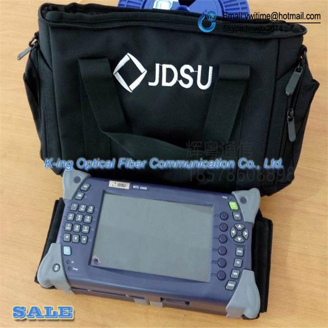 Segunda mão equipamento antigo EXFO OTDR Para JDSU OTDR Yokogawa Amway usando optical time domain refletor