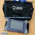 Viejos equipos de segunda mano OTDR De EXFO JDSU OTDR Yokogawa Amway con dominio de tiempo óptico reflector