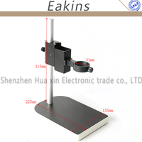 CCD Industrial Camera Holder Upper And Down Regulation Digital Industry Lab Microscope Lens Table Stand Fixed