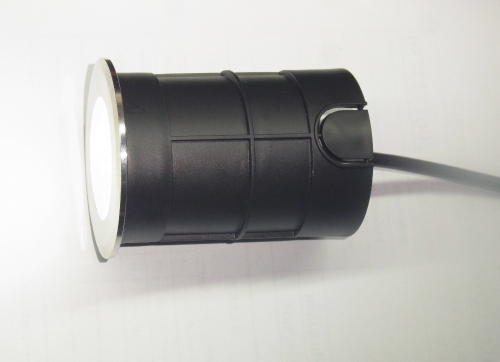 Vendas da fábrica 75mm 3w luz conduzida