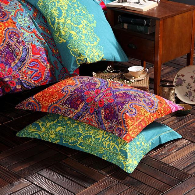 Bohemian Mandala Bedding Set