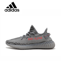 Original New Arrival Official Adidas Yeezy Boost 350 V2 Men's & Women's Running Shoes Sport Outdoor Sneakers Good Quality AH2203