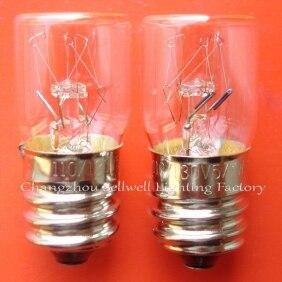 Miniaturní žárovka 110 / 130V 5 / 7W E14 T16X36 A616 NOVINKA 10ks výprodejové osvětlení