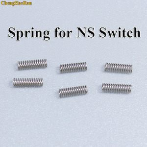 Image 4 - 200   10000 шт. пружина для переключателя NX Joy con Joycon, ремонтная пружина для контроллера NS Switch, металлическая застежка, запасная часть