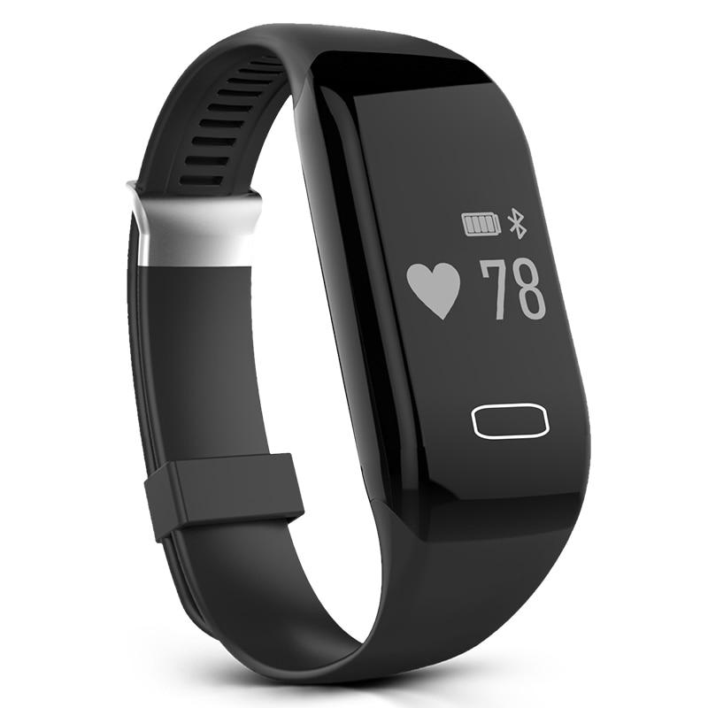 MOCRUX Smart Wristband Bracelet H3 Smartband IP68 Waterproof Heart Rate Monitor FitnessActivity Tracker Smart Watch Call Alarm (2)