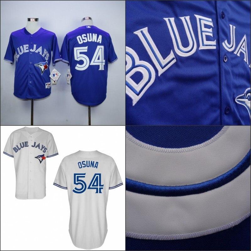 the latest c7c3a f024c Roberto Osuna Jersey Home Away Authentic Toronto Blue Jays ...