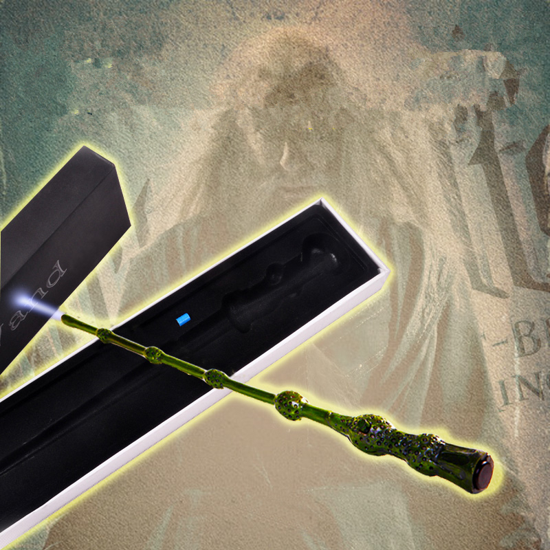 HP Movie LED Dumbledore Magical Wand  Six Goals  Wand  Christmas Gifts For Children