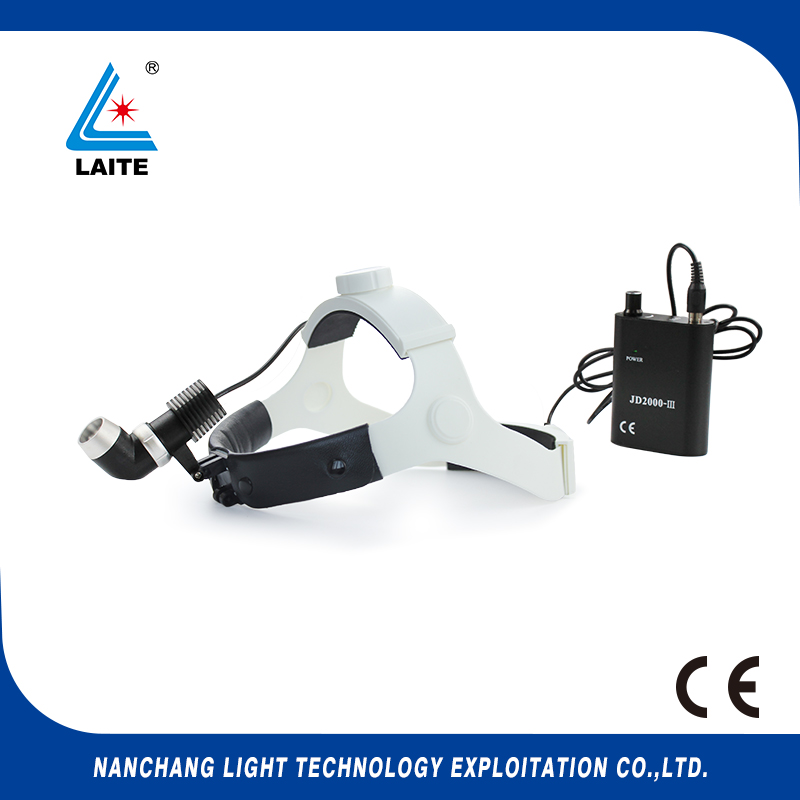 Wireless LED Dental Headlight 110-240V Rechargeable Surgical Operating ENT Headlight With Charger