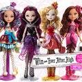 4 шт./лот суставов Монстров Высоких Куклы, оригинальные Куклы, Monsters Hight Toys