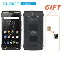 Смартфон Cubot Кингконг IP68 Водонепроницаемый прочный смартфон с большой емкостью 4400mAh аккумулятор 3G с двумя SIM-картами Андроид 7.0 2 ГБ оперативной памяти 16 Гб ROM компас+GPS MT6580