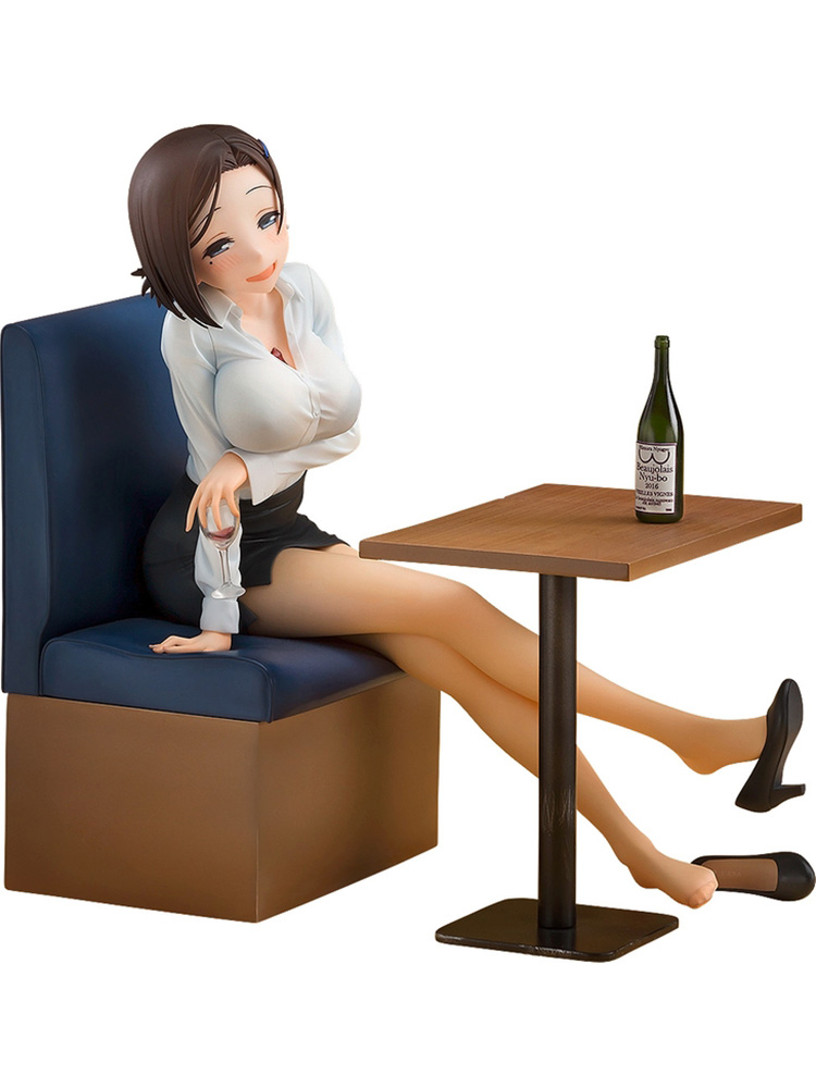 Good Smile Company Tawawa On Monday Kouhai Chan PVC Action Figure Anime Figure Model Toys Sexy Girl Figure Doll Gift