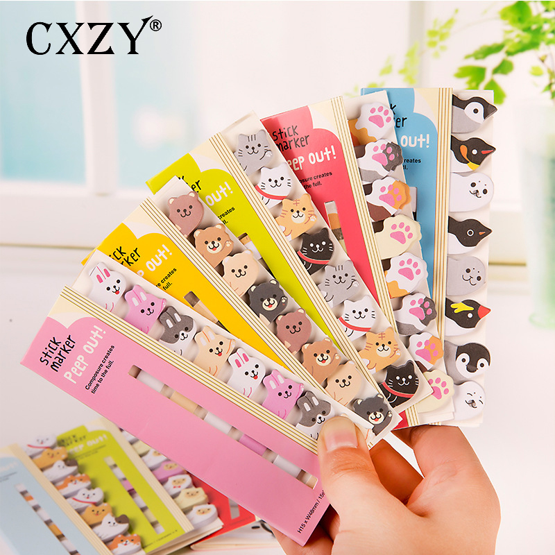 Memo Pads Office & School Supplies Cxzy Cat Kitti Rilakkuma Sticky Note Kawaii Index Notebook Memo Pad Planner Sticker Post To Do List Office Stationery It 3b816 To Win A High Admiration And Is Widely Trusted At Home And Abroad.