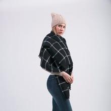 Fashion Winter Cashmere Scarf Women