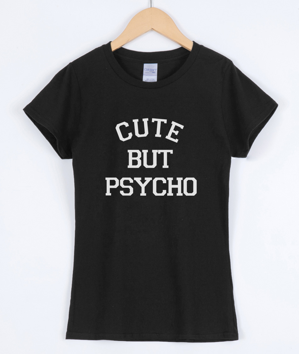 Fashion Letters Print T-shirts For Women Cotton Casual Shirt For Lady Top 2019 Summer Female T-shirt Kpop Hot T Shirt Cute Tops