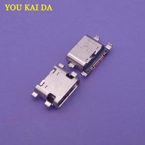 new mini jack socket charging port dock plug repair type C micro usb connector for ZTE C2016 W2016 ZMAX Pro Z981 replacement(China)