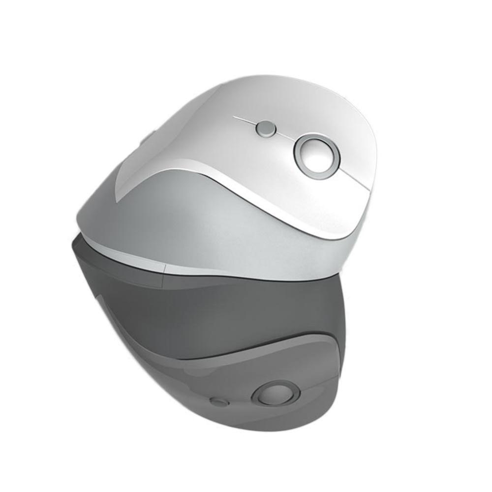 I887 Verticale Del Mouse Mouse Senza Fili 2.4g Frequenza di 1 Mbps Mouse Senza Fili del mouse sem fio raton inalambrico