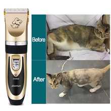 Professional Pet Grooming Clippers Set