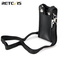 Customized Leather Protective Case Specialized for Ailunce HD1 Dual Band DMR Digital Walkie Talkie