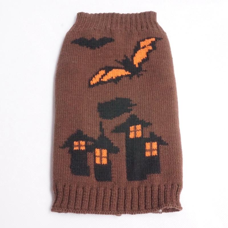 2017 új őszi és téli Halloween vámpírok Bat boszorkány vár - Pet termékek