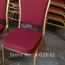 Hotel-Chair Mould-Seat Safe-Package Fabric Steel Heavy-Duty Hot-Sale 5pcs/carton