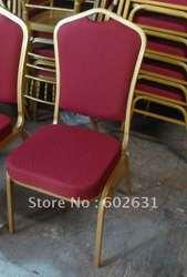 Горячая продажа стали отеля, стекируемые Плесень сидений, прочная ткань, 5 шт./коробка, безопасный пакет