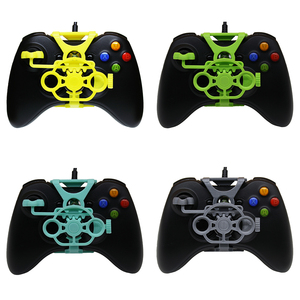 Image 1 - Xbox 360 Gaming Racing Wheel, 3D Printed Mini Steering Wheel add on for Xbox 360 Controller