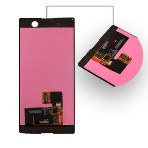 Image 2 - لسوني اريكسون M5 LCD الأصلي عرض لسوني اريكسون M5 LCD محول الأرقام بشاشة تعمل بلمس E5603 E5606 E5653 الهاتف المحمول اكسسوارات