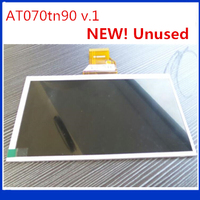 1pcs 100 New Unused AT070TN90 V 1 7 0 Inch LCD Screen For Tablet Car DVD