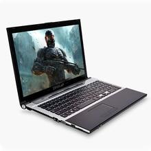 15.6 polegada intel core i7 cpu 8 gb ram + 240 gb ssd + 1 tb hdd built in wifi bluetooth DVD ROM windows 7/10 computador portátil notebook