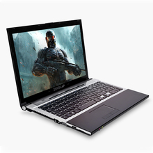 15.6inch Intel Core i7 CPU 8GB RAM+240GB SSD+1TB HDD Built-in WIFI Bluetooth DVD-ROM Windows 7/10