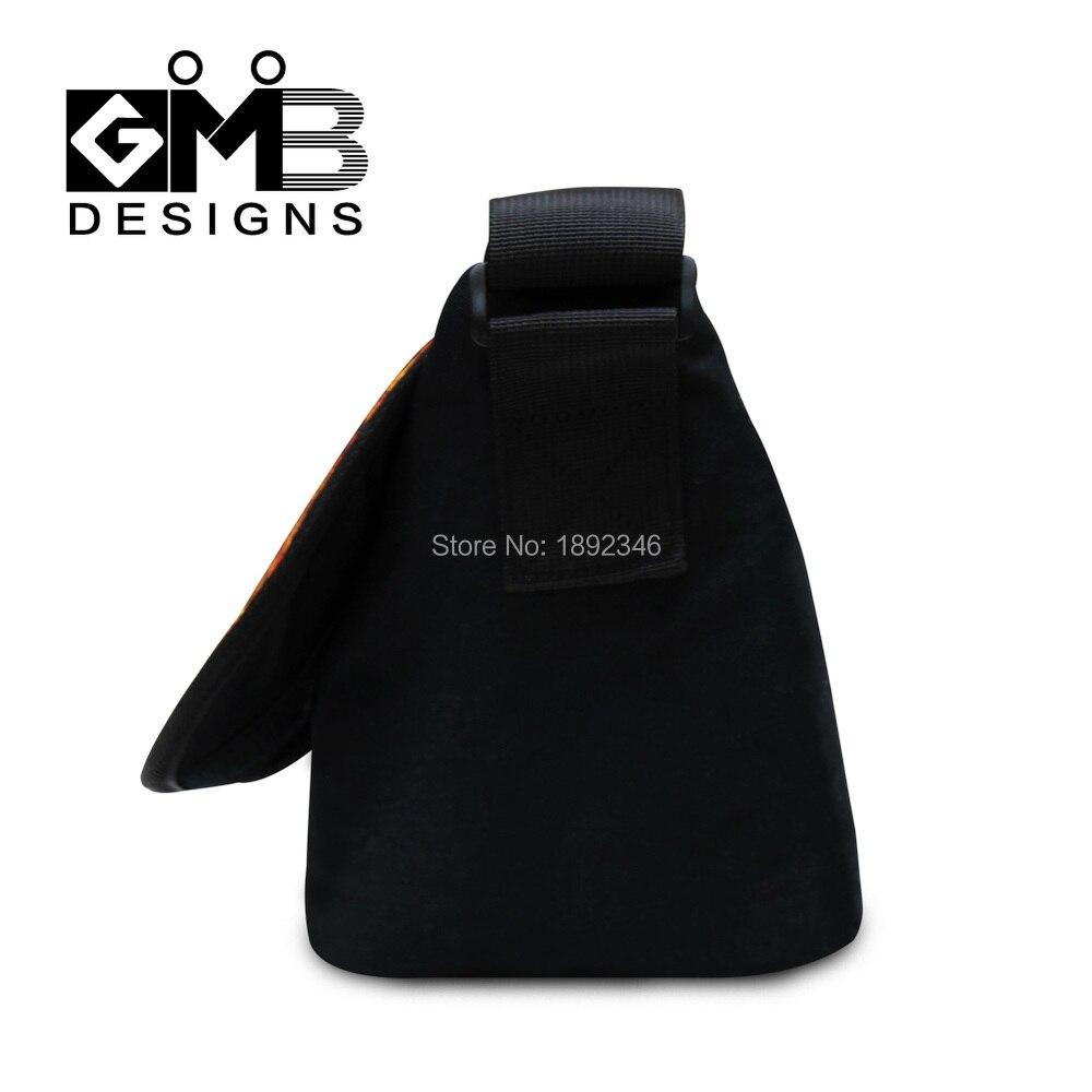 Mens lienzo bolsas de mensajero hombro hombro bolsa de mensajero para - Bolsos - foto 5
