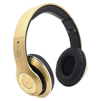 Top Deals 4 IN 1 Multifunction Headphones Bluetooth Wireless Stereo Headphones Sport Music MP3 MP3 Insert