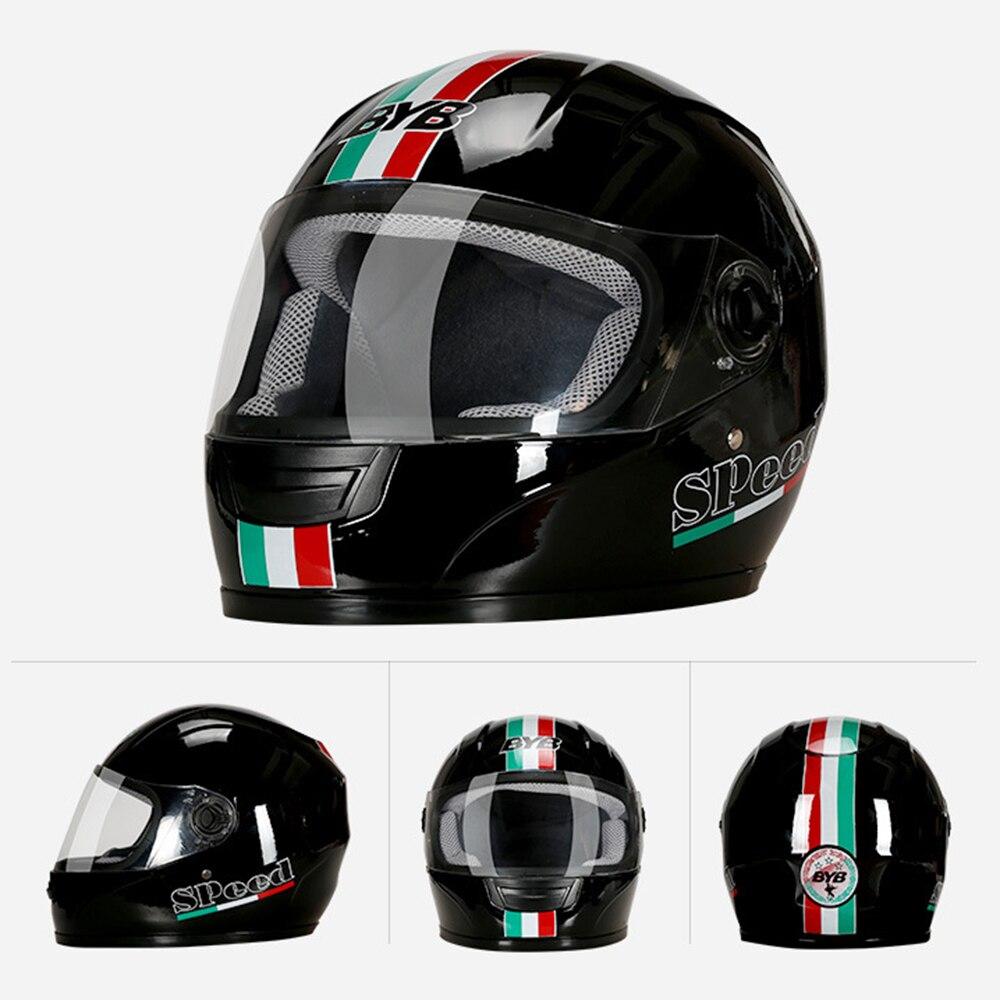 Casque moto 33x23x23cm shina casco casque moto cross casque moto moto rcycle course prédateur ls2 masque intégral allemand
