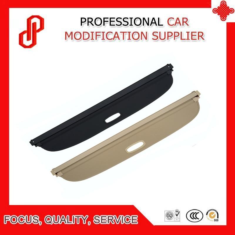 Buy Black Beige Color Rear Trunk Security Shield Retractable Cargo