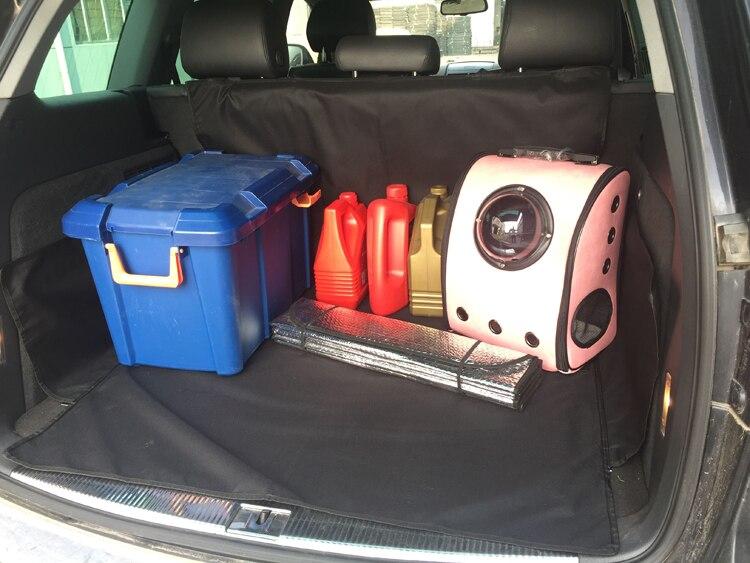 Чехол для домашних животных на автомобильное сиденье для перевозки собак двойного назначения, мягкий водонепроницаемый внедорожник, коври...