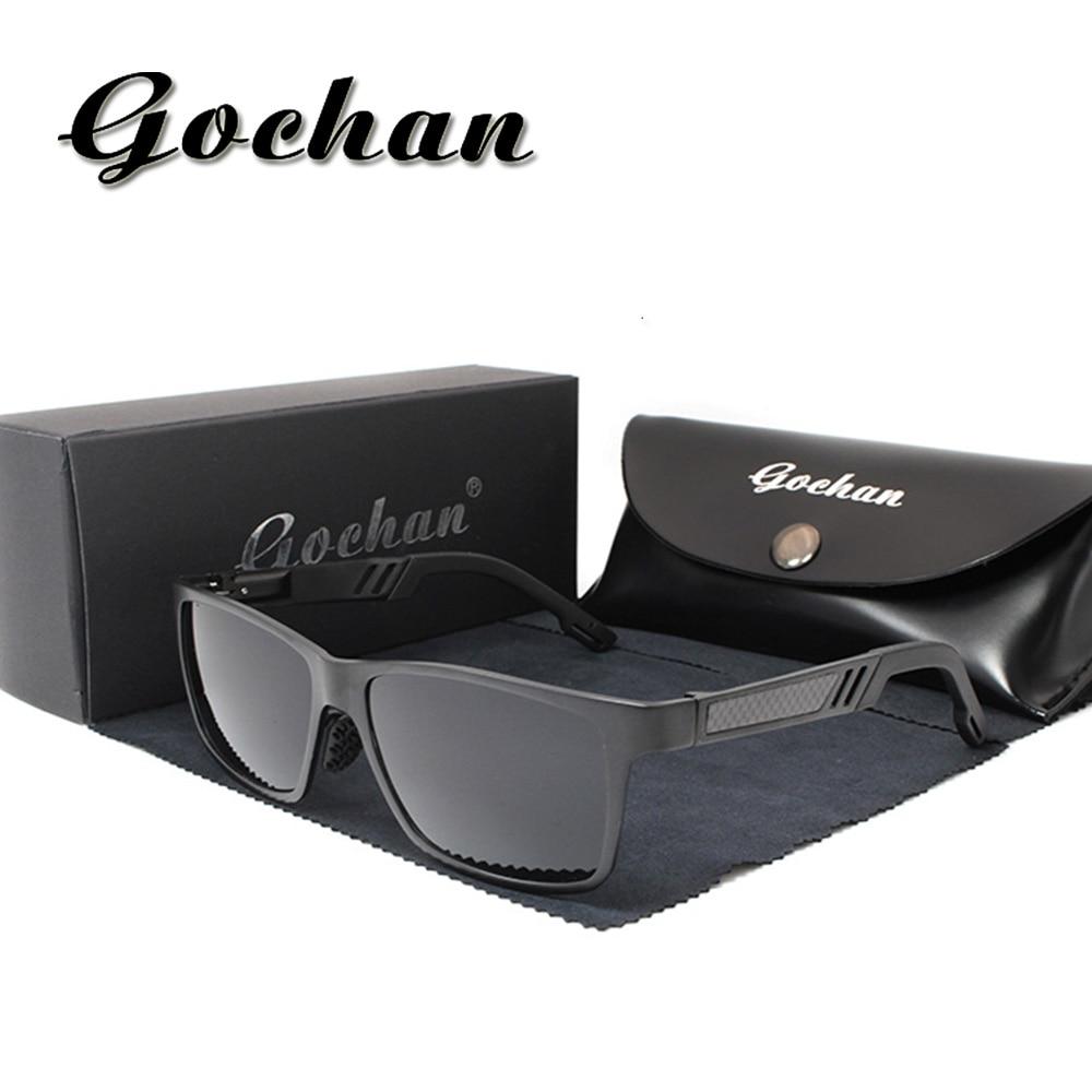 Popular brand of men and women polarized sunglasses stylish atmosphere classic sunglasses anti dazzle driving